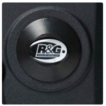 R&G Racing Frame Insert (Left) for FZ8 11
