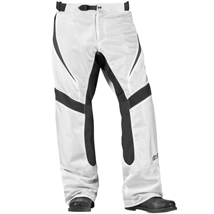Icon Men's Hooligan 2 Mesh Overpants White