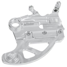 Moose Racing Pro Shark Fin Disc Protector w/ Brake Carrier for CRF450R/X 03-13