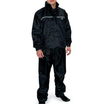 Dowco Guardian Deluxe Rain Suit Black
