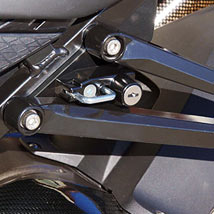 Sato Racing Helmet Lock for S1000RR 10-16
